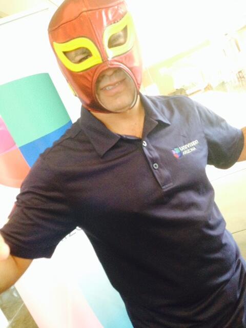Así fueron las audiciones para encontrar al Unimascarado FullSizeRenderq...