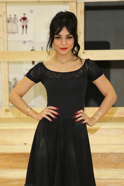 Vanessa ahora conquista Broadway con su protagónico en el musical 'Gigi'.