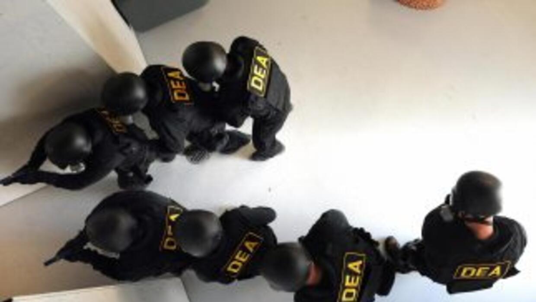 Agentes de la DEA.