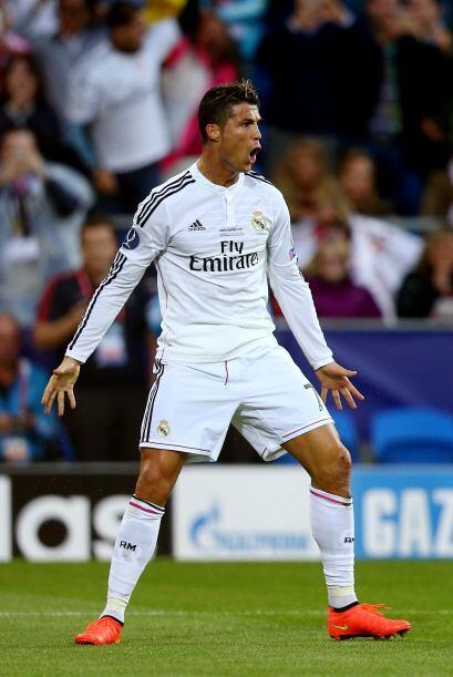 Cristiano Ronaldo es un goleador nato, todo un 'killer' del área que tie...