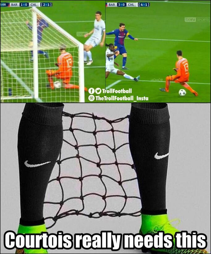 Memes del Barcelona y Chelsea en la Champions League dyr0zgixcaixcvgjpg-...