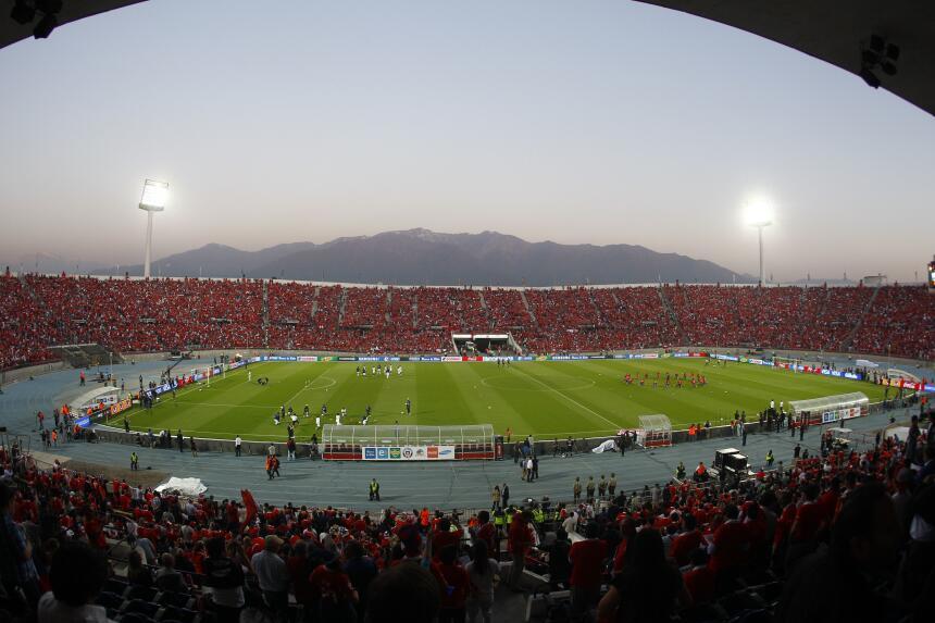 Sedes Copa América