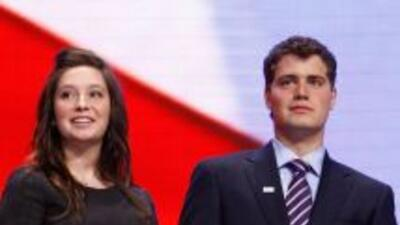La hija de Sarah Palin terminó con Levi Johnston. ¿A la tercera va la ve...