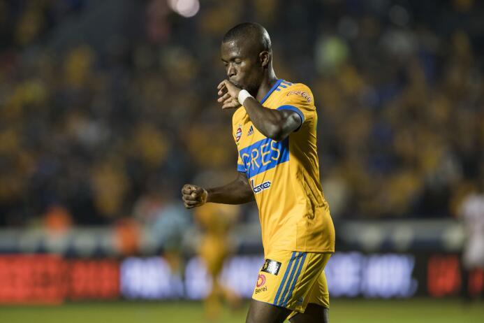 Enner Valencia (Tigres / Ecuador) - 19 partidos jugados, 16 como titular.