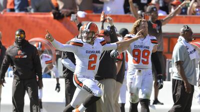 Highlights Temporada 2015 Semana 2: Cleveland Browns 28-14 Tennessee Titans