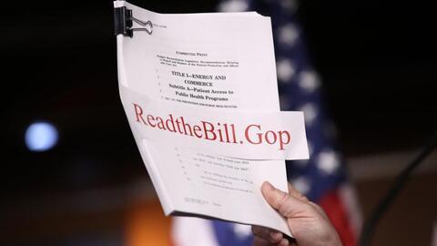 A los conservadores republicanos no les gusta el plan republicano para s...