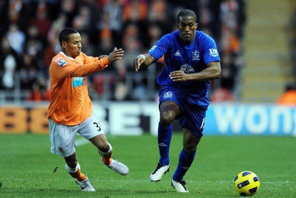 El Blackpool parecía que se llevaba la victoria pero el Everton l...