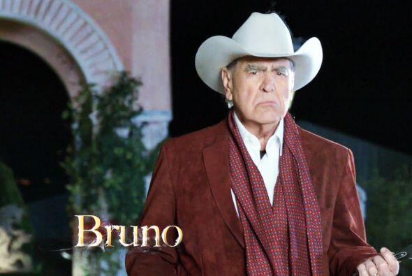 """""""Don Bruno, interpretado por Eric del Castillo, """" será un hombre más que..."""