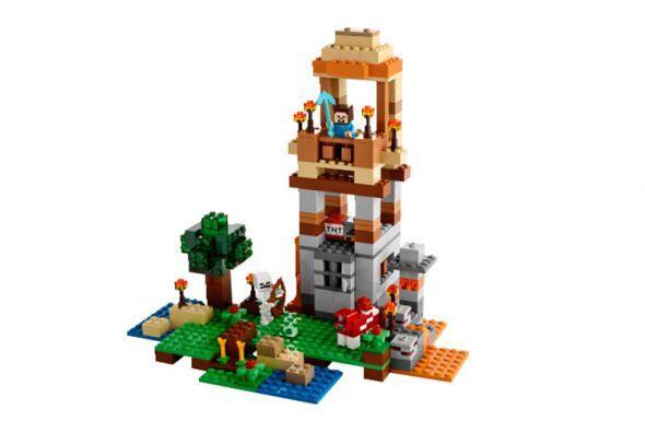 Bloques de Minecraft. Este el regalo ideal para cualquier niño amante de...