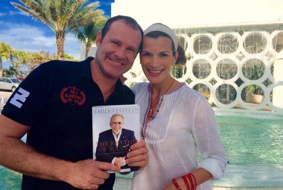 """""""Increíble fin de semana con mi @cristy_bernal en Hotel 'Costa d Este',..."""