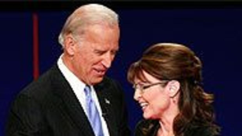 Joe Biden y Sarah Palin marcaron nuevo récord de audiencia para un debat...