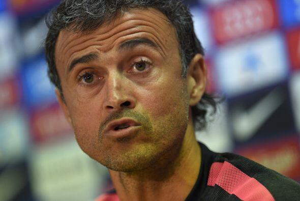 Luis Enrique le ha cambiado la cara al Barcelona en poco tiempo. Un equi...
