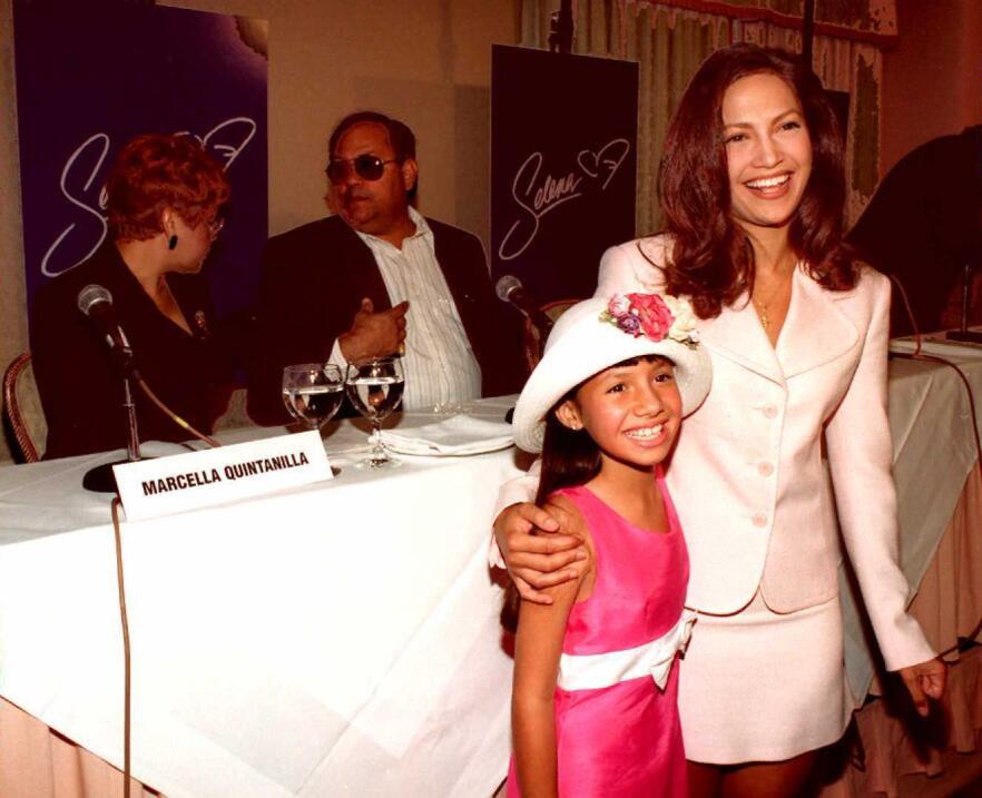Selena Jennifer Lopez