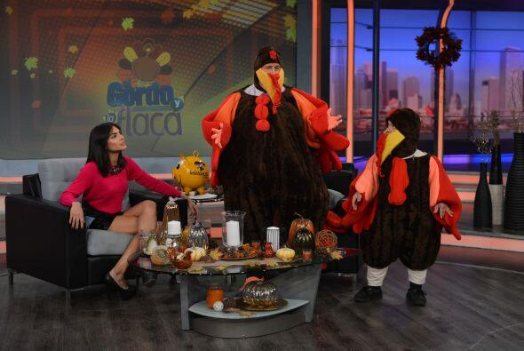 Este 2013 El Gordo y la Flaca celebraron 15 años al aire, por lo que tuv...
