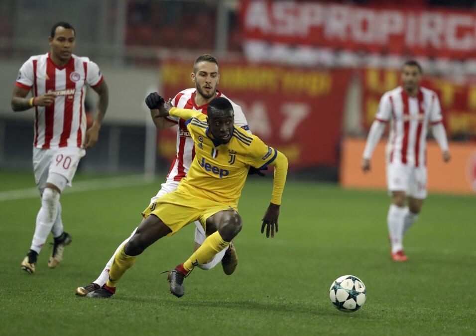 16. Blaise Matuidi (Juventus / Francia) - 3 puntos