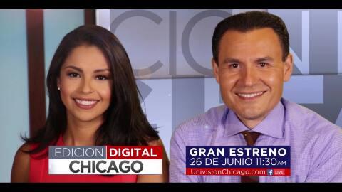 Cada vez más cerca el gran estreno de Edición Digital Chicago
