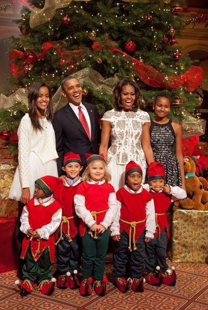 Millones en el mundo, al igual que la familia presidencial, se dejarán l...