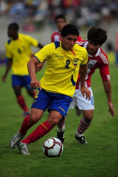 Más allá de la victoria ecuatoriana el encuentro en general fue de ritmo...
