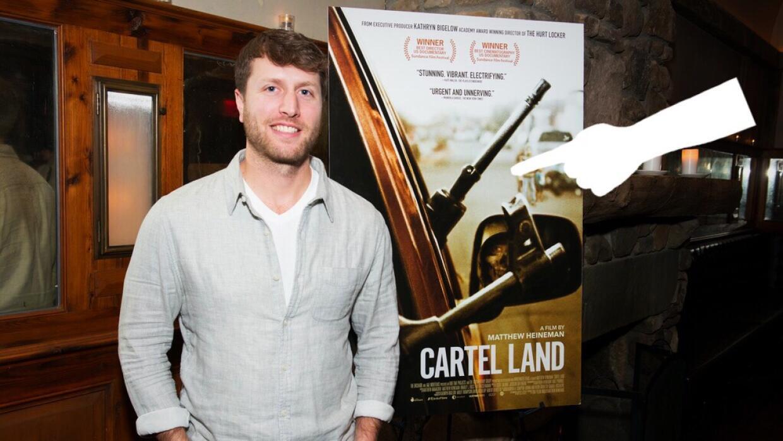 Director/Producer Matthew Heineman attends a dinner hosted by Jake Gylle...