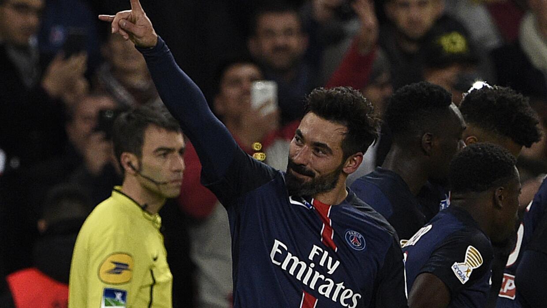 PSG alcanzó la final de la Copa de Liga