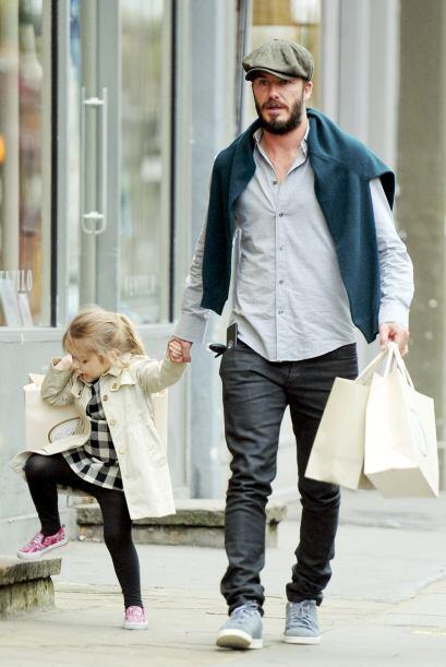 La única hija de David y Victoria Beckham es toda una fashionista.