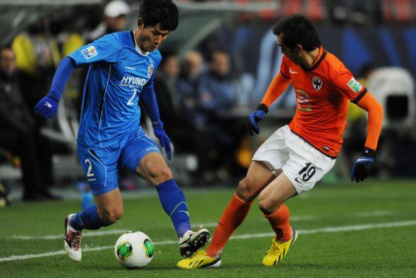 Los surcoreanos aún acortaron distancias con un gol a tres minuto...