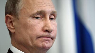 Vladimir Putin amenazó con medidas en reciprocidad contra Estados Unidos...
