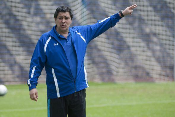 Luis Fernando Tena y Cruz Azul, alcanzaron en el más reciente torneo el...