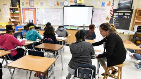 La educación es una de las mayores preocupaciones de los latinos...
