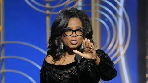 Una incógnita si Oprah Winfrey aspirará a la Casa Blanca en 2020.