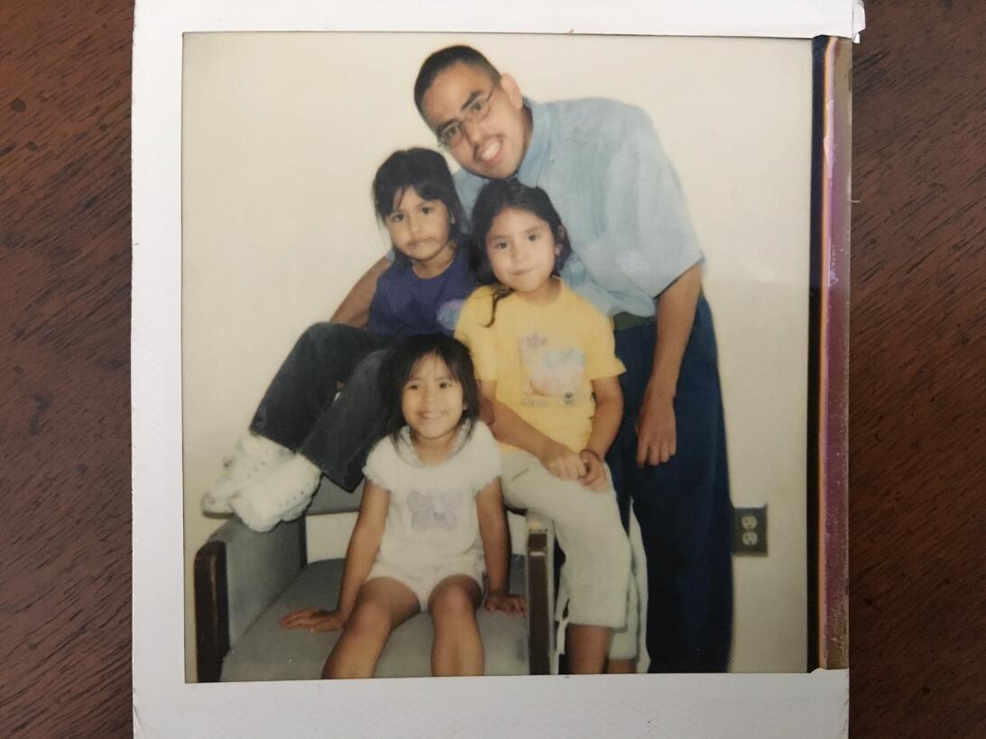 Otro instante inolvidable de Díaz: la presencia de sus hijas en el inici...