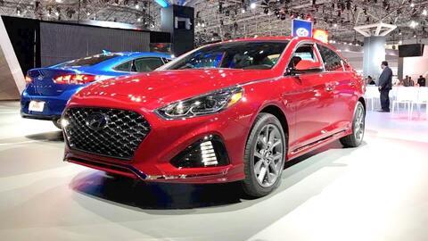 Hyundai Sonata Turbo 2018