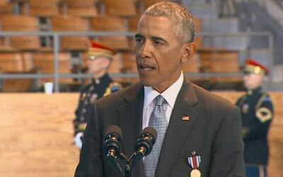 Distribuirán este sábado los boletos para la despedida de Obama en Chicago