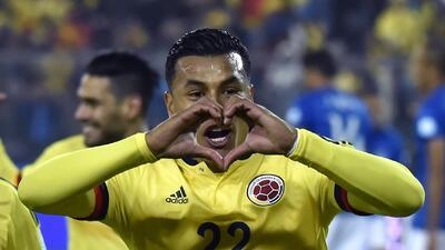 El seleccionado colombiano jugará ahora con el Inter de Milán