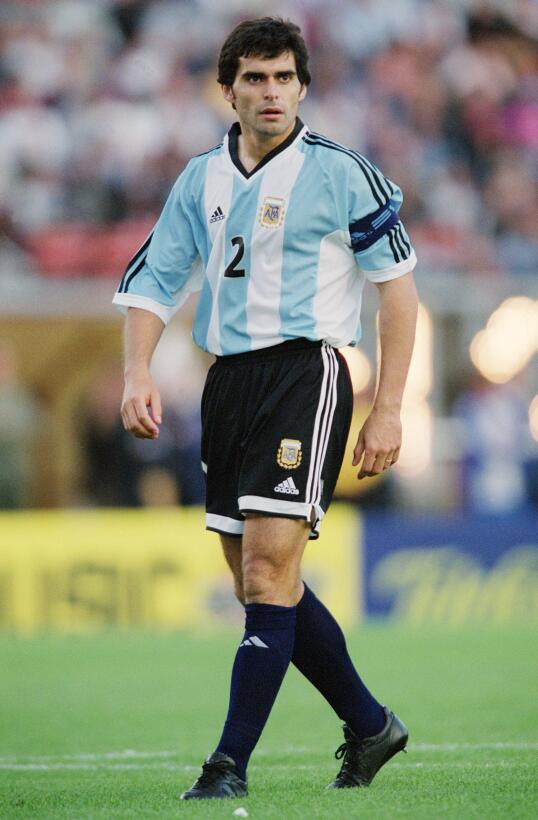 Defensa: Robert Ayala (Argentina) - Corea y Japón 2002
