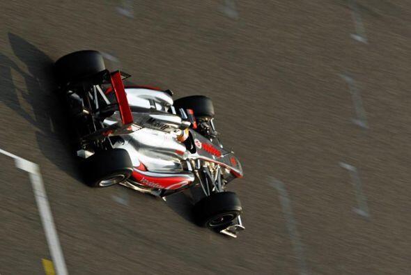 El británico Lewis Hamilton hizo una carrera inteligente y tuvo una exce...