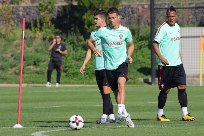 Andorra y Suiza serán los últimos pasos para la Portugal de Cristiano Ro...