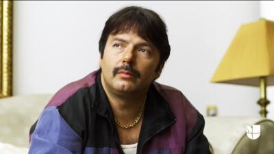 Rodrigo Abed, Amado en El Chapo