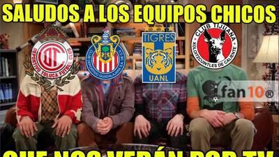 Los memes le pegan a Atlas tras el triunfo de Chivas