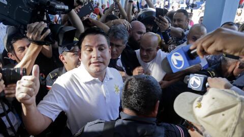 Fabricio Alvarado, el predicador evangélico y candidato presidenc...