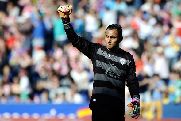 Keylor Navas está prácticamente amarrado con el Real Madrid.