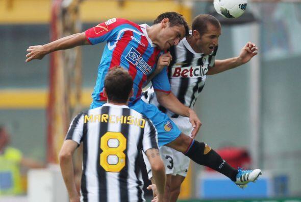La 'Juve' no alcanzaba a igualar gracias al buen trabajo defensivo del r...