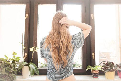 Recuerda también que debes proteger el cabello del clima y de la contami...