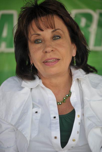 """""""Yo represento a los sectores más olvidados y humildes de Guatemala. Est..."""