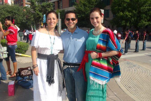Desfile Fiestas Patrias 2012