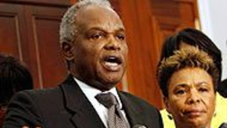 Hasta los afroamericanos están perdiendo la paciencia con el presidente...