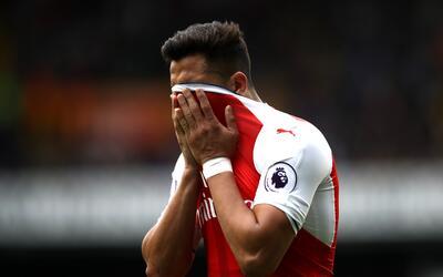 Fracaso Arsenal