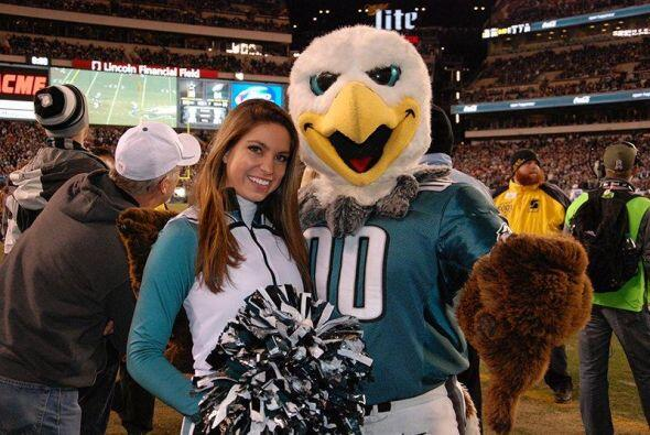 Philadelphia Eagles: ALICE (Foto: Twitter).