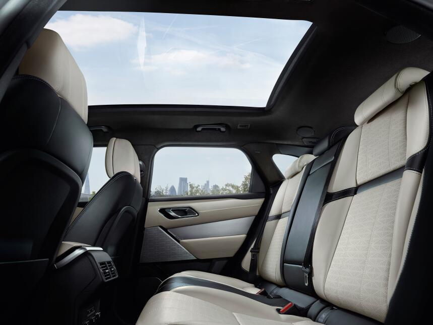 La nueva Range Rover Velar en fotos rrvelar18my280glhdfixedinterior01031...
