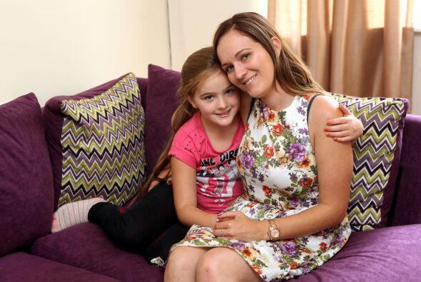 Su peso le impedía ir detrás de su hija de ocho años cuando esta andaba...